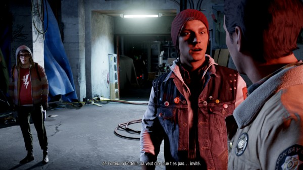 inFAMOUS™ Second Son_Choice