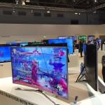 Samsung Curved TVs
