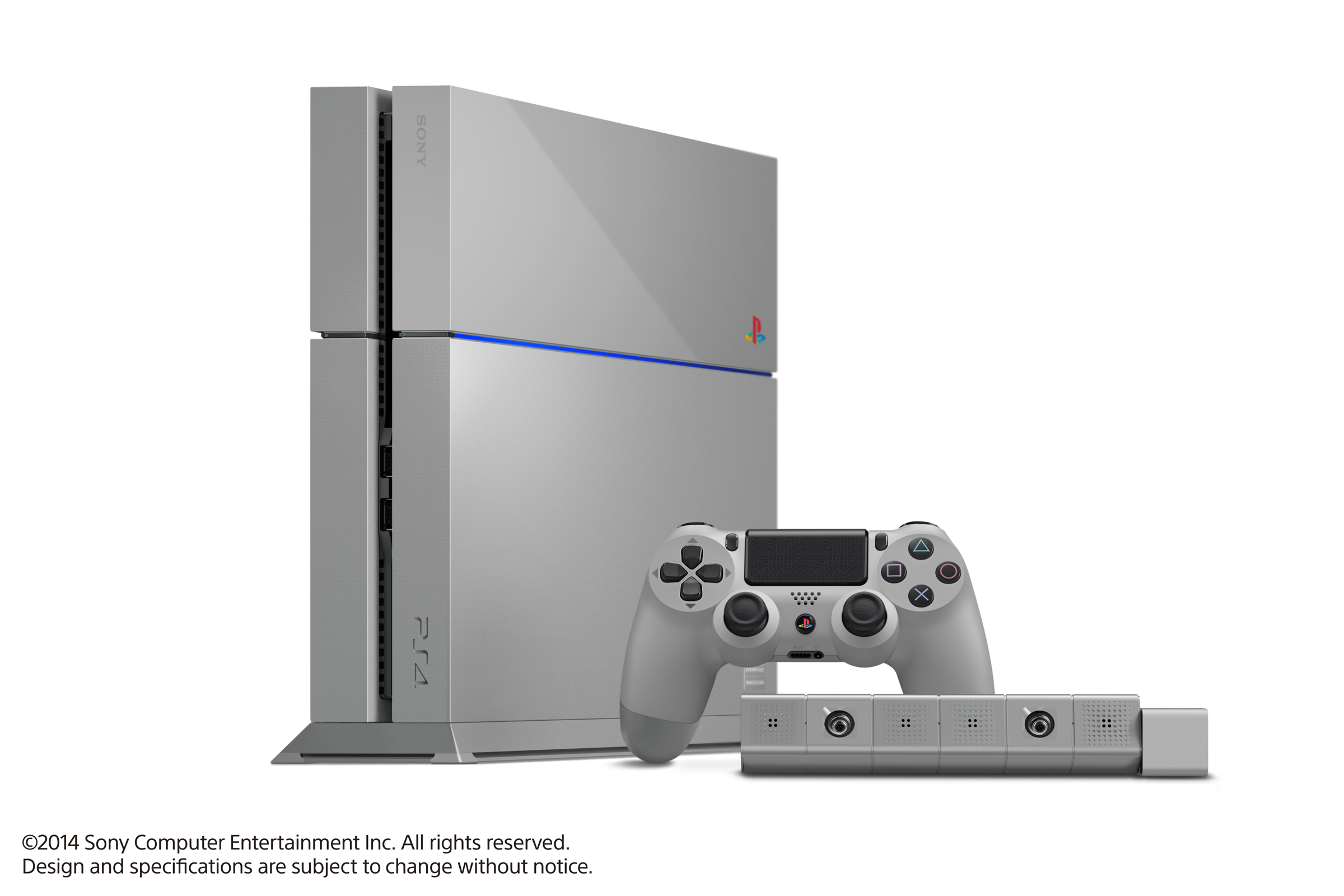 Quels sont les plus beau pack de console, old et current gen. ? PlayStation-4-20th-Anniversary-Edition