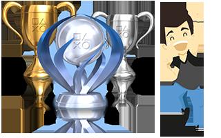 Tomiiks Trophée PlayStation